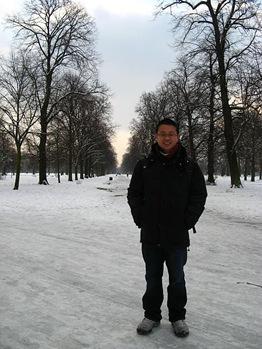 kengsinton garden snow