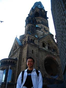 kaiser william memorial church