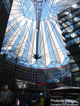 sony centre dome