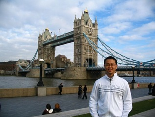 tower bridge full and me