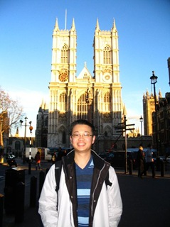 westminster abbey and me