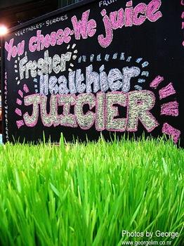 healthier juice